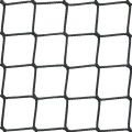 Siatki Gdańsk - Piłkochwyt do hal sportowych Profesjonalne piłkochwyty o rozmiarze oczek 4,5 x 4,5 cm i grubości siatki 3 mm sprawdzą się jako zabezpieczenie na salę gimnastyczną, ale nie tylko. Idealnie ochronią osoby stojące z boku boiska przed lecącą w ich stronę piłką. Wykorzystywane do zabezpieczenia boiska do gry w piłkę nożną, siatkową ręczną czy koszykówkę. Materiał jakim jest polipropylen to świetne zastosowanie ze względu na wysoką wytrzymałość i elastyczność. Ze względu na długą żywotność z powodzeniem będą służyć przez wiele lat.
