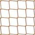 Siatki Gdańsk - Ochronna siatka na schody Siatka z drobnym oczkiem o wymiarach 4,5 x 4,5 cm i grubości siatki 3 mm doskonale sprawdzi się jako ochrona na schody czy łóżeczka. Zatrzyma nawet najmniejsze przedmioty, a przede wszystkim będzie ochroną dla dzieci, jak i dorosłych przy stromych schodach czy łóżkach piętrowych bez dodatkowych zabezpieczeń. Mocna, trwała i solidna siatka polipropylenowa wytrzyma wszelkie silne naprężenia bez uszkodzenia swojej struktury. Nie zerwie się i nie ulegnie rozpleceniu nawet przy rzucie ostrym przedmiotem.