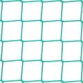 Siatki Gdańsk - Kotara grodząca - ochronna siatka Siatka zabezpieczająca do ochrony na kotarę grodzącą o wymiarach oczek 8 x 8 cm i grubości siatki 5 mm sprawdzi się z powodzeniem na hale czy mniejsze sale gimnastyczne. Będzie stanowić ochronę zawodników przed lecącą piłką, ale idealnie sprawdzi się także do wyznaczania konkretnych sektorów i podzielenia dużej przestrzeni hali. Siatka wykonana z polipropylenu sprawdzi się i nie ulegnie rozerwaniu nawet pod wpływem silnego naprężenia spowodowanego rzutem piłką czy innym ostrzejszym przedmiotem.